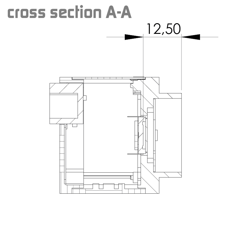 all dimensions in mm