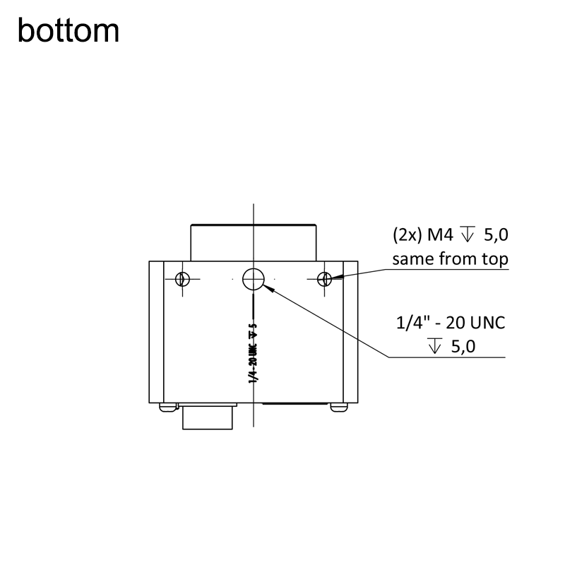 dimensions bottom